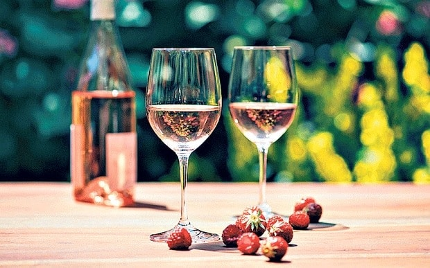 Rosé Pop up Dinner Tasting Friday 7th July
