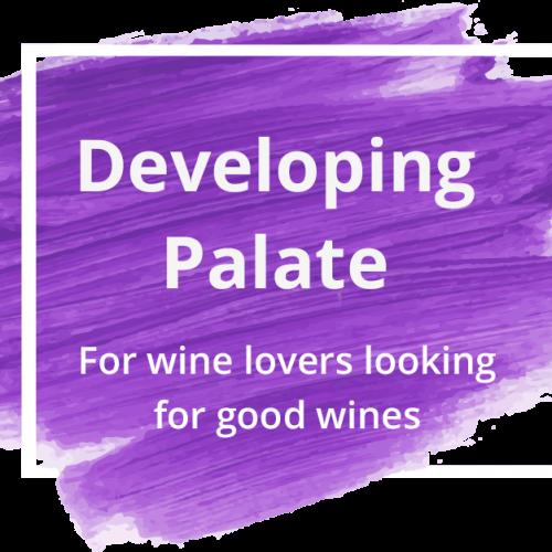 developing palate
