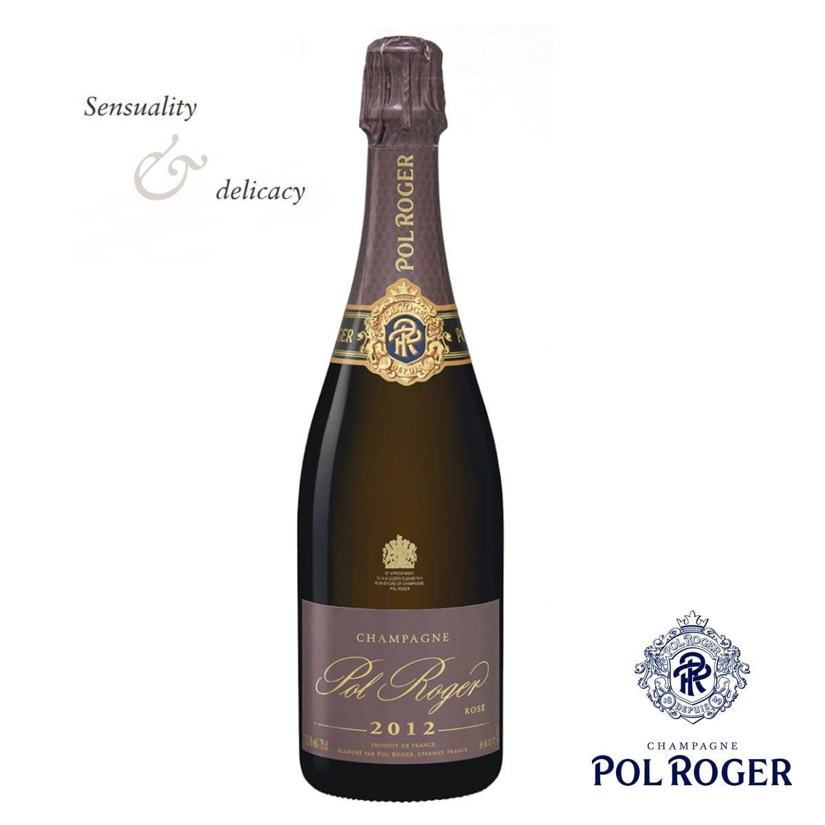 Pol Roger 2012 Rose