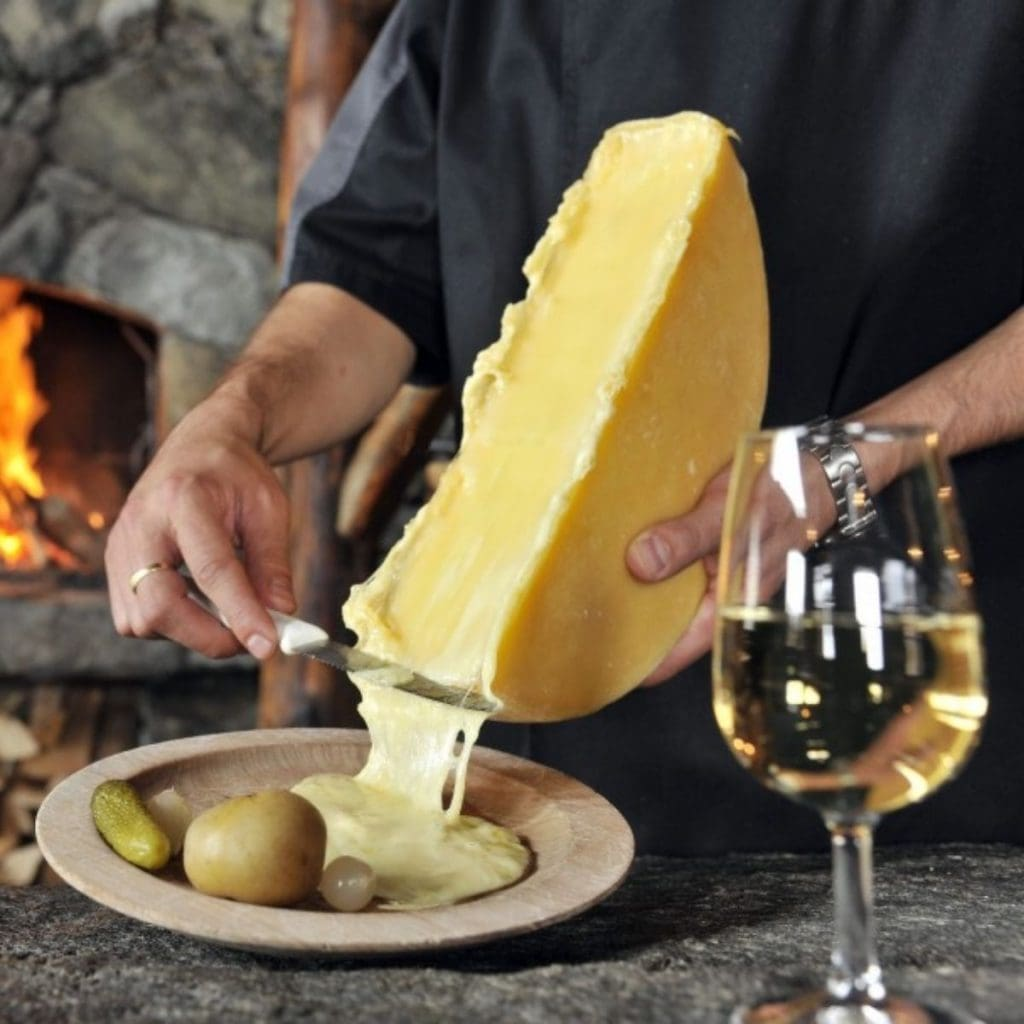 Riesling And Raclette