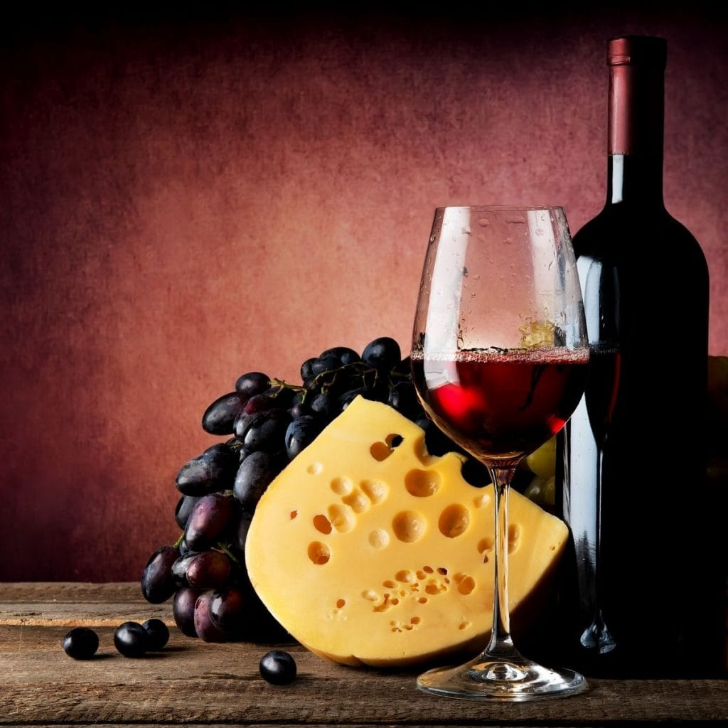 Pinot Noir Gruyere