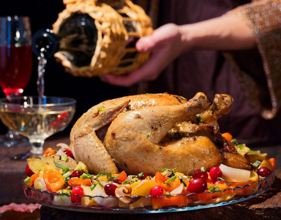 Wine And Chicken