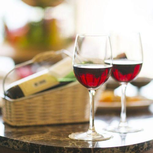 Red Wines Of Surrey