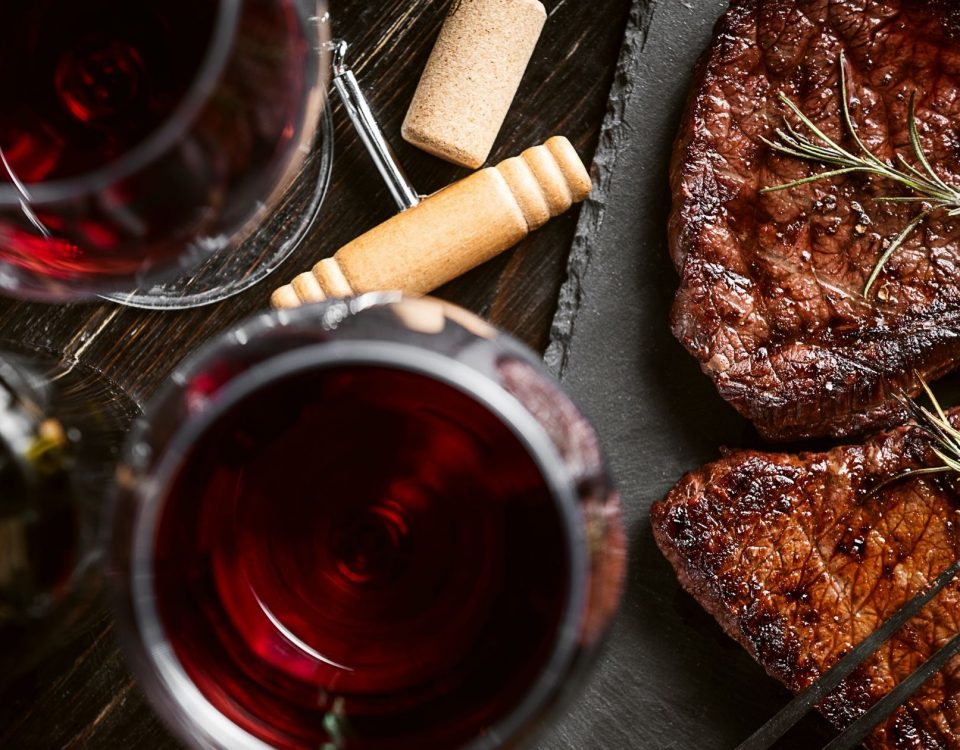 Wines To Serve With Steak