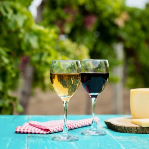 Coastal Afircan Wine